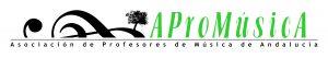 AProMúsicA: logotipo