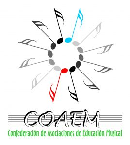 COAEM: logotipo vertical