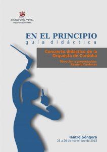 Guía didáctica Concierto Músico Mágico: portada
