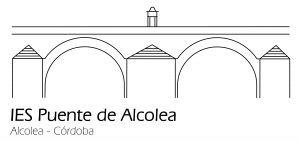 IES Puente de Alcolea: logotipo