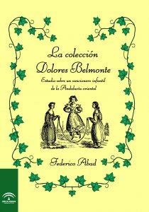 La colección Dolores Belmonte: cubierta